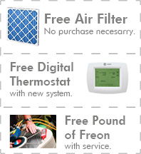 Free AC Products and Service